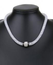Dámsky štýlový náhrdelník Q6773