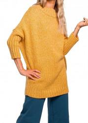 Dámsky štýlový pulóver N1391