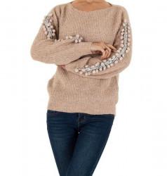 Dámsky štýlový pulóver Q3823