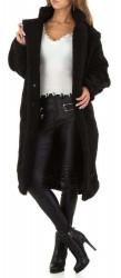 Dámsky teplý kabát Q6496 #4