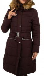 Dámsky zimný kabát Q7823