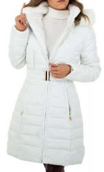 Dámsky zimný kabát Q7824