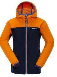 Detská softshellová bunda Alpine Pro K1696