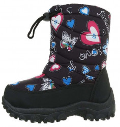 Detská zimná obuv Q6593