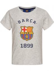 Detské bavlnené tričko FC Barcelona D7775