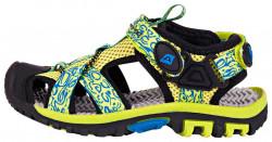Detské letné topánky Alpine Pro K1675