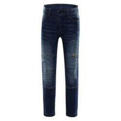 Detské nohavice jeans Alpine Pro K2628