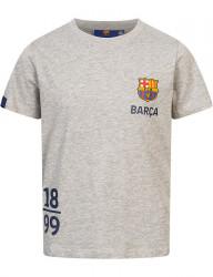 Detské pohodlné tričko FC Barcelona D7793