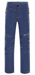 Detské softshellové nohavice Alpine Pro K1690