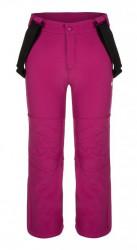Detské softshellové nohavice Loap G1573