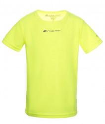Detské športové tričko Alpine Pro K1667