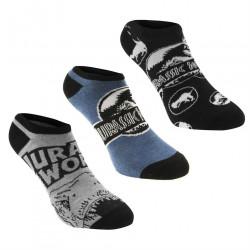 Detské štýlové ponožky Character H9572