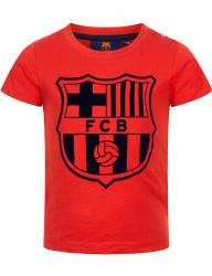 Detské štýlové tričko FC Barcelona D7773