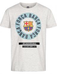 Detské štýlové tričko FC Barcelona D7805