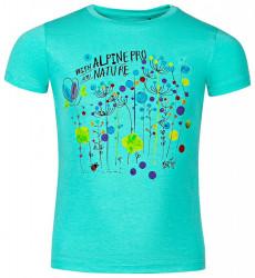 Detské tričko Alpine Pro K1660