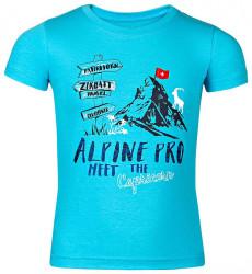 Detské tričko Alpine Pro K1664