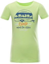 Detské tričko Alpine Pro K4422