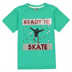 Detské tričko Crafted Essentials H9637