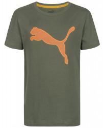 Detské voĺnočasové tričko PUMA D1723