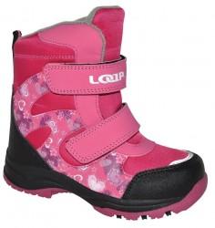 Detské zimné topánky Loap G0546