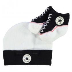 Detský set čiapočka / ponožky Converse H7278
