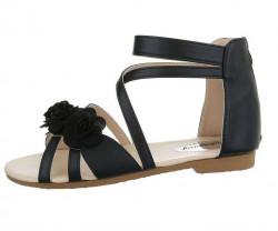Dievčenská letná obuv Q5219