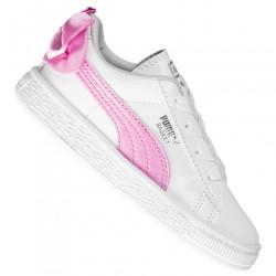 Dievčenská voĺnočasová obuv PUMA D2237