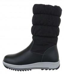 Dievčenská zimná obuv Q6903