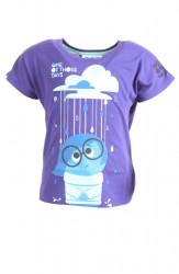 Dievčenské Disney tričko Reebok W0803