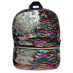 Dievčenské flitrový batoh Miso J4980