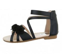 Dievčenské letné sandále Q5220