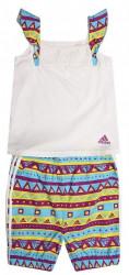 Dievčenské plážový set Adidas D0834