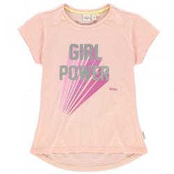 Dievčenské pohodlné tričko Lee Cooper H8046