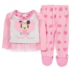 Dievčenské pyžamo Character - Minnie H3874