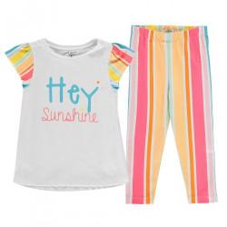 Dievčenské pyžamo Crafted J4896