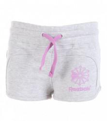 Dievčenské športové šortky Reebok A0723