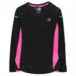 Dievčenské športové tričko Karrimor H7521