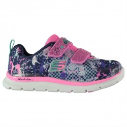 Dievčenské štýlové tenisky Skechers H4233