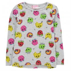 Dievčenské štýlové tričko Character H7528