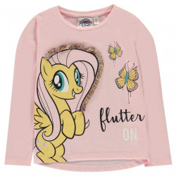 Dievčenské štýlové tričko Character H7529
