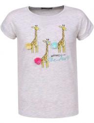 Dievčenské štýlové tričko I5397