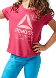 Dievčenské tričko Reebok A0653
