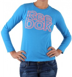 Dievčenské tričko Reebok T4486