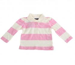 Dievčenské tričko s dlhým rukávom Gant X9432