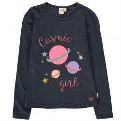 Dievčenské tričko s dlhým rukávom Lee Cooper H6578