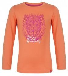 Dievčenské tričko s dlhými rukávmi G0154