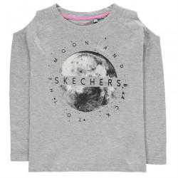 Dievčenské tričko Skechers J5540