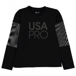 Dievčenské tričko USA Pro H7518