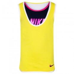 Dievčenské voĺnočasové tričko Nike D1889