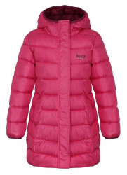 Dievčenské zimné kabátik Loap G1565